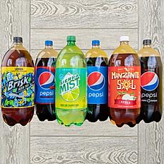 2 Liter Pepsi Product