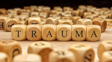 What is trauma and its relationship to anxiety and other difficult emotions?