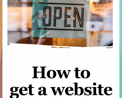 What do I need to do, how much will I need to pay, to get a website online?