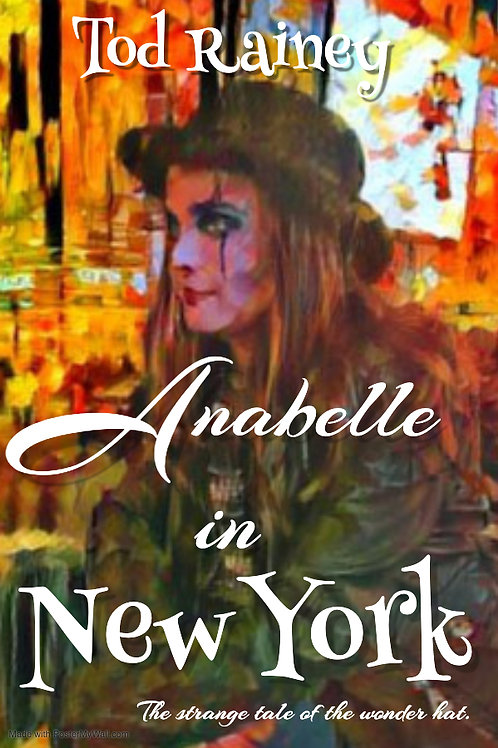 Anabelle in New York