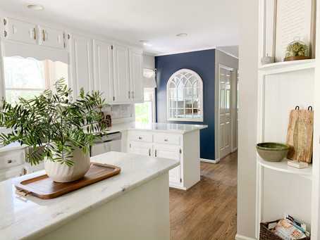 Hickory Nut Project - Kitchen Reveal