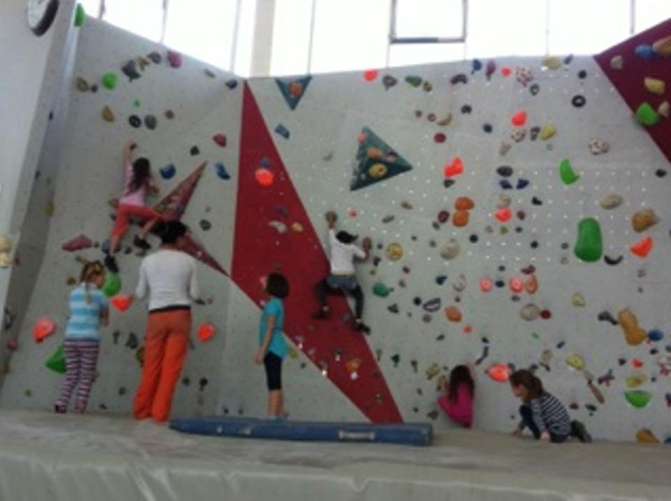 Klettern ohne Seil