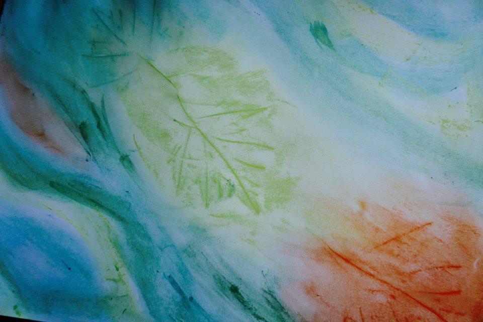 artemisia leaf relief