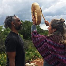 ricardo receiving drum resonance