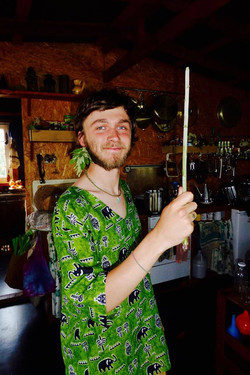 Ross artemisia wand