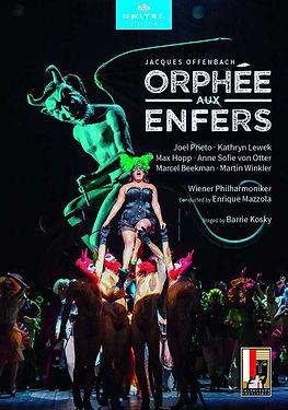 Orphée aux Enfers Salzburg 2019 Desandre