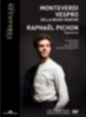 Vespro Monteverdi Pygmalion Versailles D