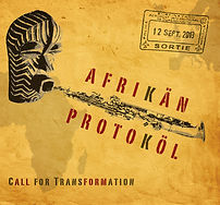 Abozamé asbl | Afrikän Protoköl | Call For Transformation | Abozamé Records