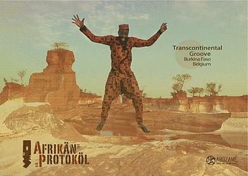 Afrikän Protoköl | Afro Jazz Vibes | BOOKING