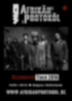 Afrikän Protoköl | Afro Jazz Vibes | African Protocol