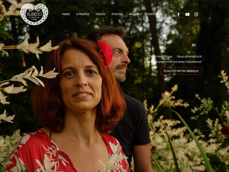 Notre nouveau site web est en ligne! Bienvenue à vous!