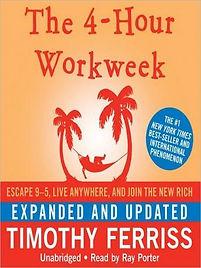 """The 4-Hour Workweek,"" Timothy Ferriss"