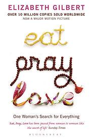"""Eat, Pray, Love,"" Elizabeth Gilbert"