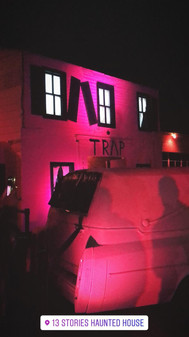 Haunted Pink Trap House (Atlanta, GA)