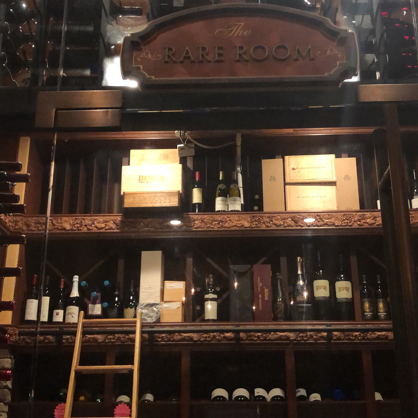 Rare Room at The Wine Room (Winter Park, FL)