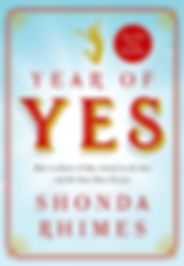 """Year of Yes,"" Shonda Rhimes"