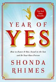"""Year of Yes,"" Shonda Rhimes"