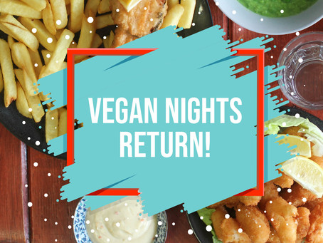 15% Vegan dine in discount