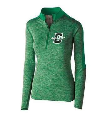 Ladies Electrify 1/4 Zip Pullover