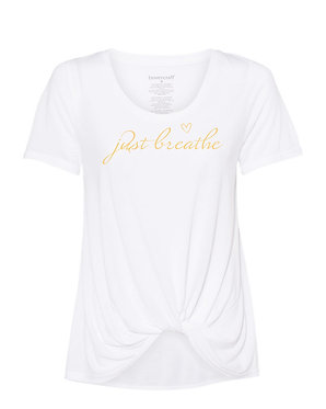 Ladies Twist Tee