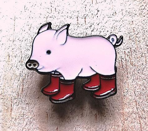 """Pins """"Piggy"""""""