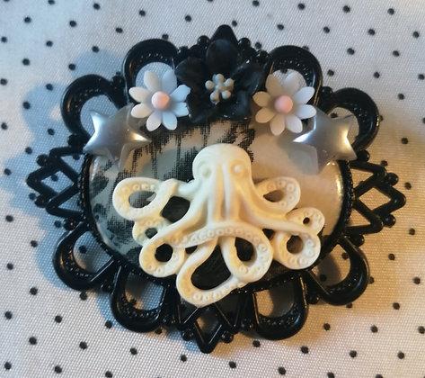 Broche Octopus  2