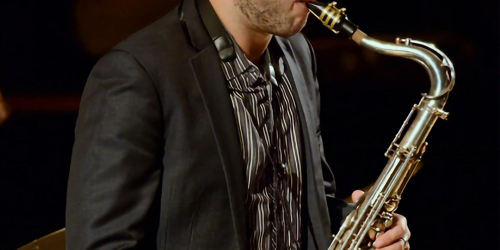 Spikes Place at The Jazz Centre UK: Vasilis Xenopoulos