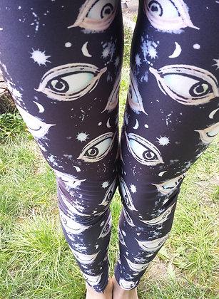 Legging multi-yeux