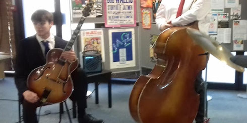 Harrison Dolphin and Lorenzo Morabito Duo