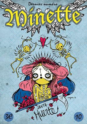 Minette Magazine N°10