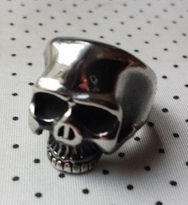 Bague Skull en titane
