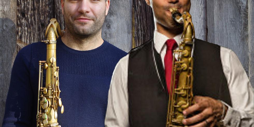 Jazz825 at The Jazz Centre UK: Crossing the Border & Aero
