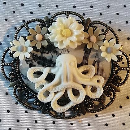 Broche Octopus 8