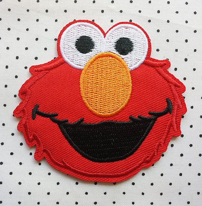 Patch Monstre rouge