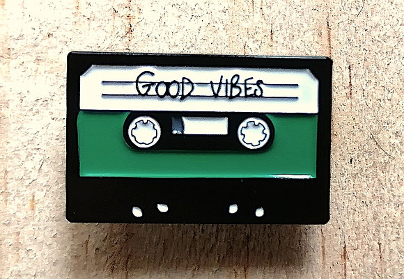 Pins Good Vibes