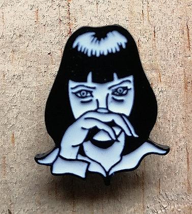 "Pins ""Pulp Fiction"""