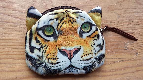 "Porte monnaie ""Tigre"""