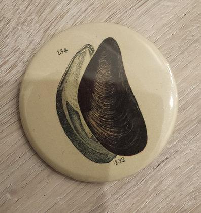 "Gros badge ""Moule"""
