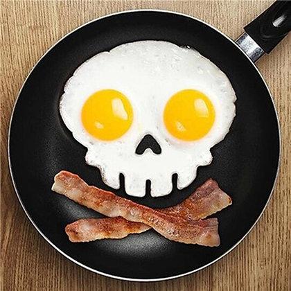 Moule à œuf SKULL