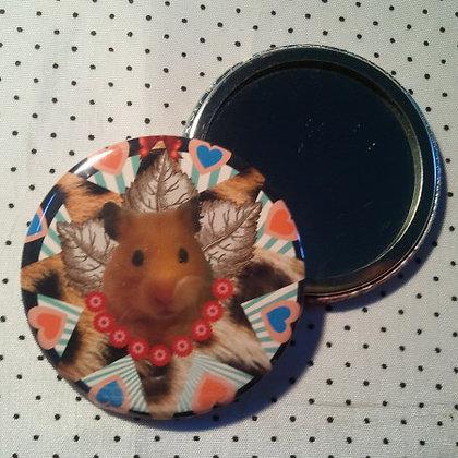 "Miroir  ""Hamster"""