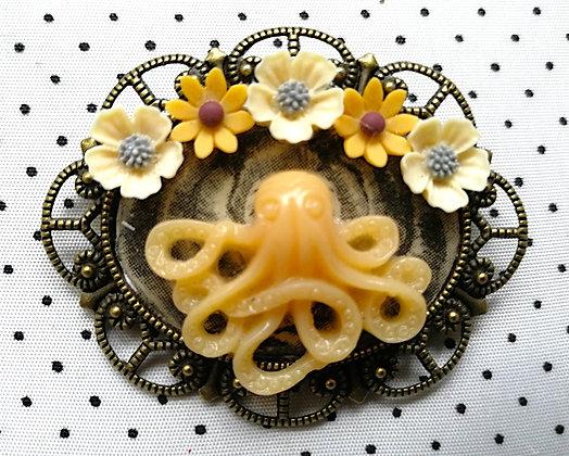 Broche Octopus 23