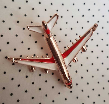 Broche Airplane
