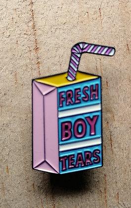 "Pins ""fresh by Tears"""