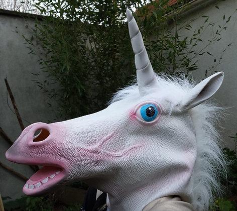 Masque de Licorne!