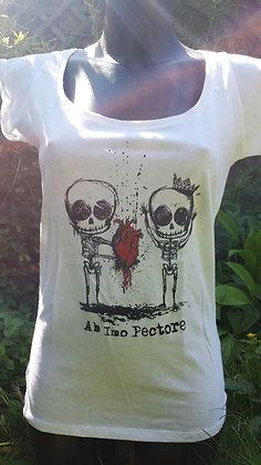 "T-shirt ""Ab Imo pectore"""