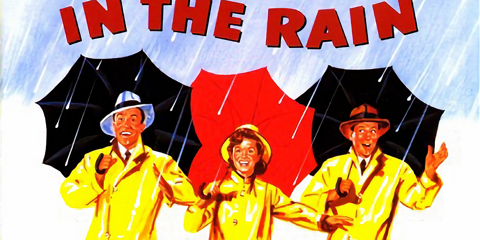 Classical Musicals at The JCUK: Singin' in The Rain