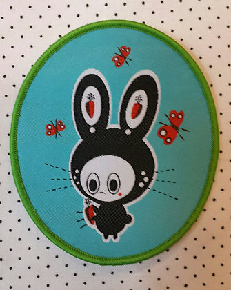 "Patch ""lapin/carotte"""