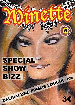 Minette Magazine N°5