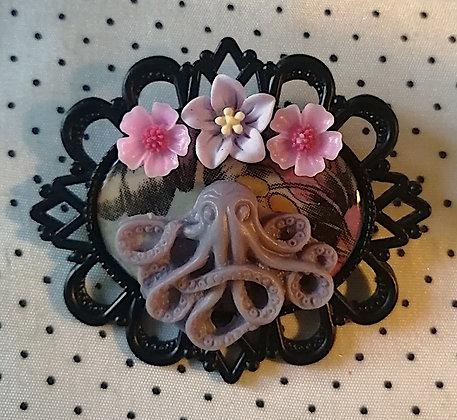 Broche Octopus 1