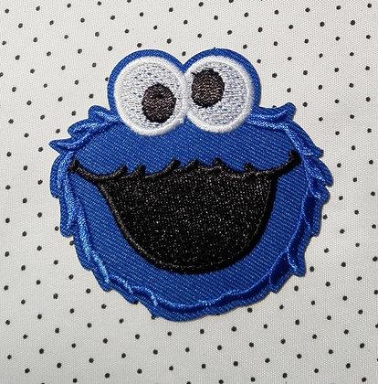 Patch Monstre bleu
